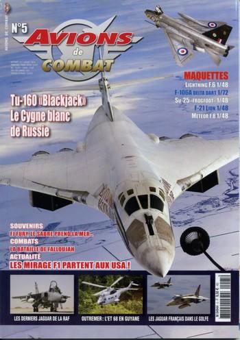 Avions de combat n°5 – décembre 2017 à janvier 2108