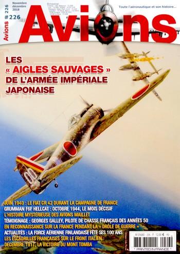 Avions 226 – Lela Presse