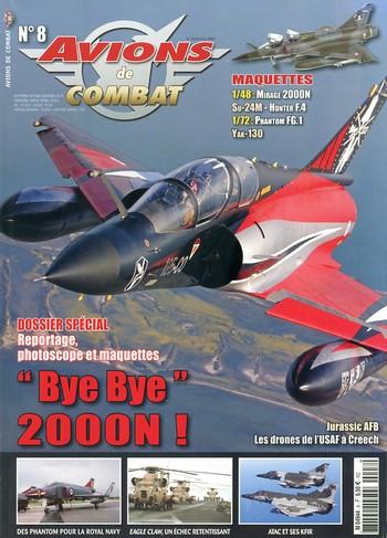 Avions de Combat n°8