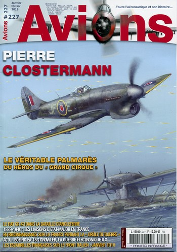 Avions n°227 – Lela Presse