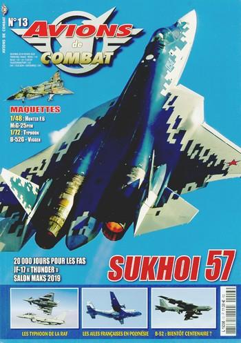 Avions de combat – N° 13