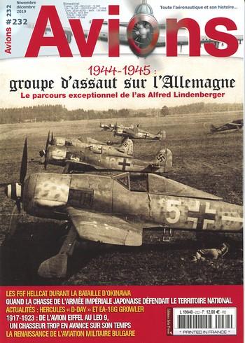 Avions 232 – Lela Presse