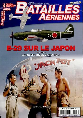 Batailles Aériennes n°94 – Lela Presse