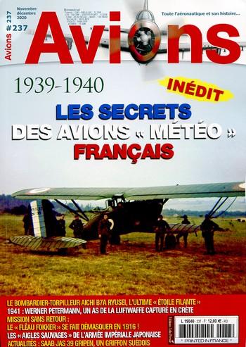 Avions n°237 – Lela Presse